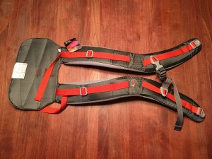 Mountain Hardware Shaka replacement straps